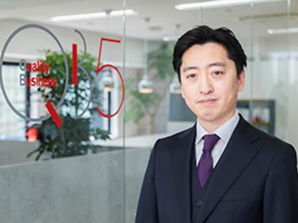 専務取締役 岡田 正明